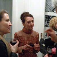 "Discussion with Waltraud Strommer • <a style=""font-size:0.8em;"" href=""http://www.flickr.com/photos/53088736@N03/5584215261/"" target=""_blank"">View on Flickr</a>"