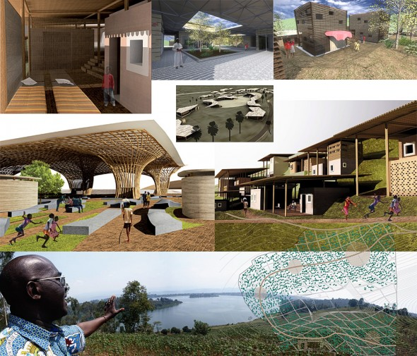 PEACE - A Place of Encounter for Advanced Communication and Education at KIVU lake in Rwanda